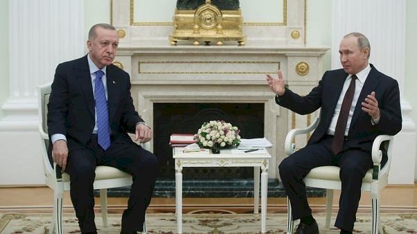 Erdogan's Red Lines Violated: Results of Moscow Agreement
