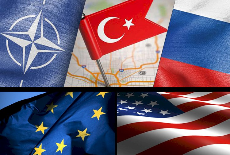 Where is Turkey Located in the Imperialist Hierarchy?-Güneş Gümüş