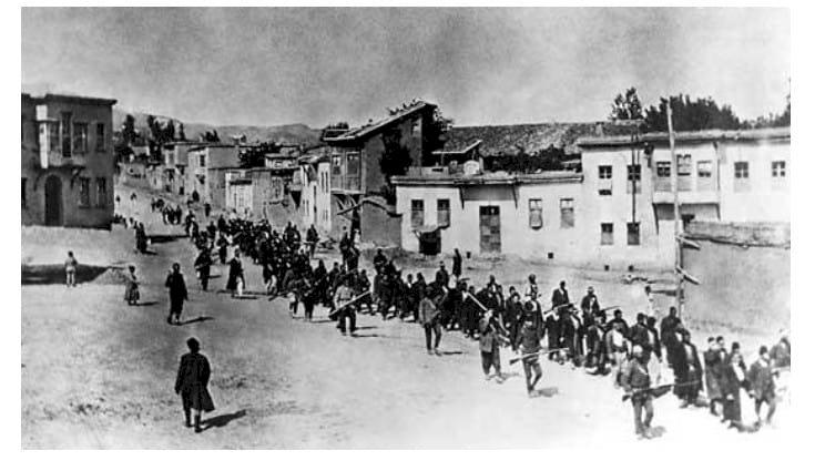Marxist Perspective on Armenian Genocide- Derya Koca