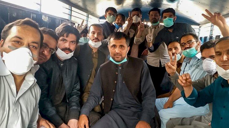 Pakistan: Interview with The Struggle Leader Awais Qarni