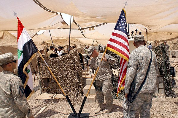 Why the US reduces its presence in the Middle East? - V. U. Arslan