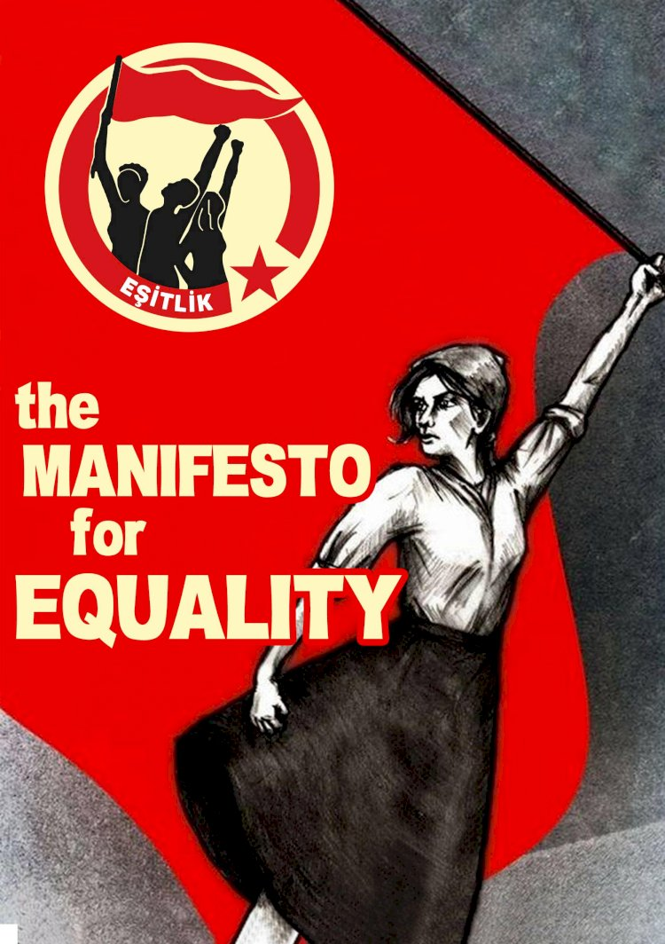 The Manifesto for Equality