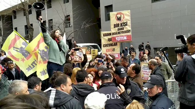 March 8: Women's Struggle for Equality and Socialism in Turkey