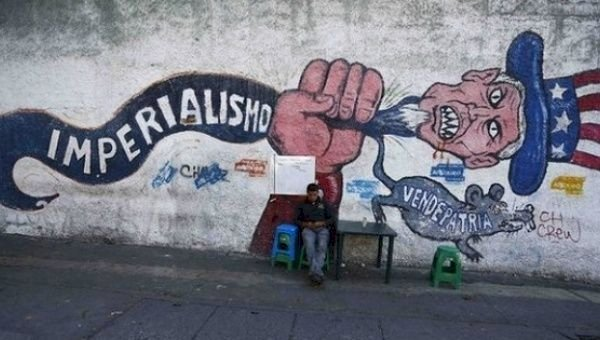 Resistance Against Imperialist Operation; Forward for a Break from Maduro!
