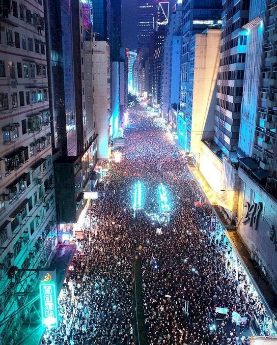 Hong Kong Protests: A Revolt in the Celestial Empire- Derya Koca