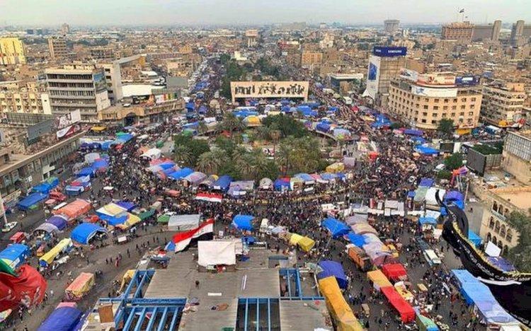 Sami Adnan on Iraqi Rebellion: Our Time Has Come