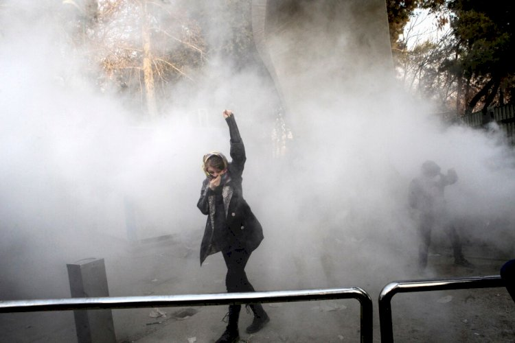 Fault Lines Getting Deeper in Iran - Ghader Anari