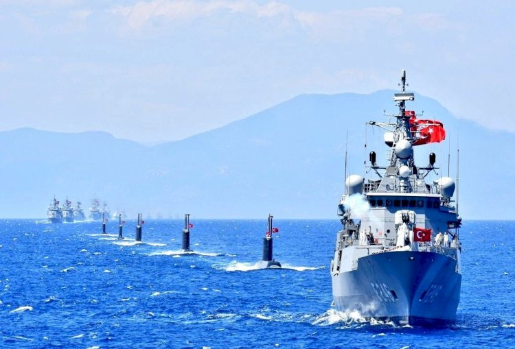 Government Needs Tension: On the East Mediterranean Rivalry with Greece
