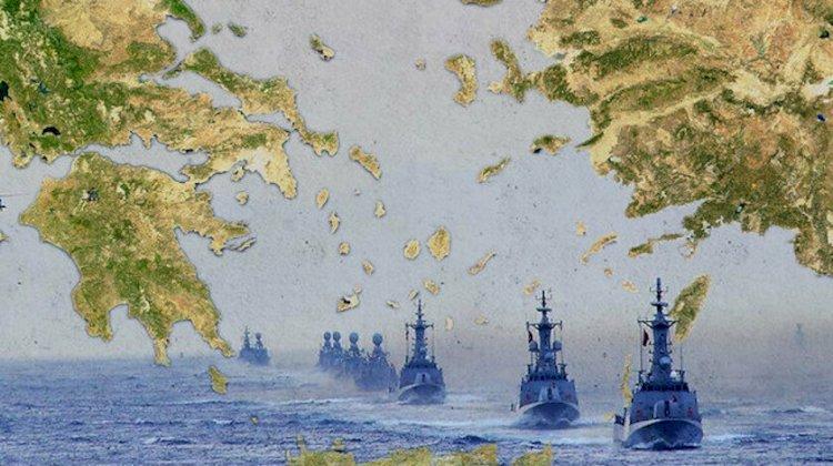 War Games with Greece- V.U Arslan
