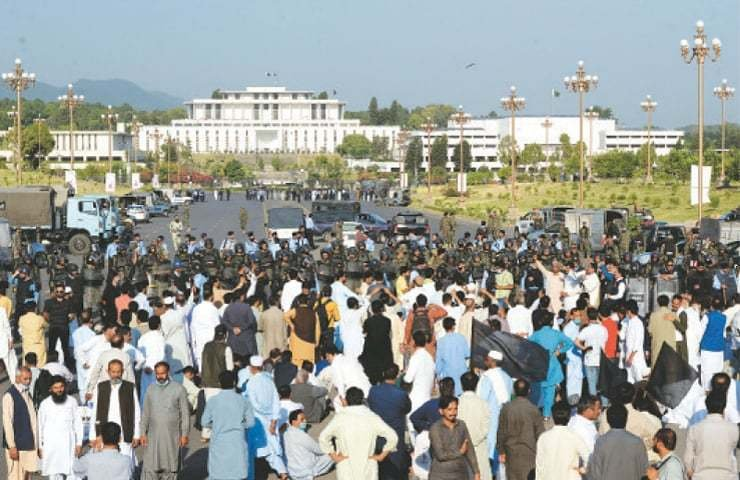 October 14 and the Sparks of Workers' Movement in Pakistan