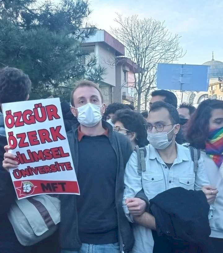 Youth vs Erdoğan: Release Comrades Denizhan and Emrecan!