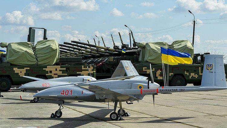 Arms Race, TB2, Ukraine