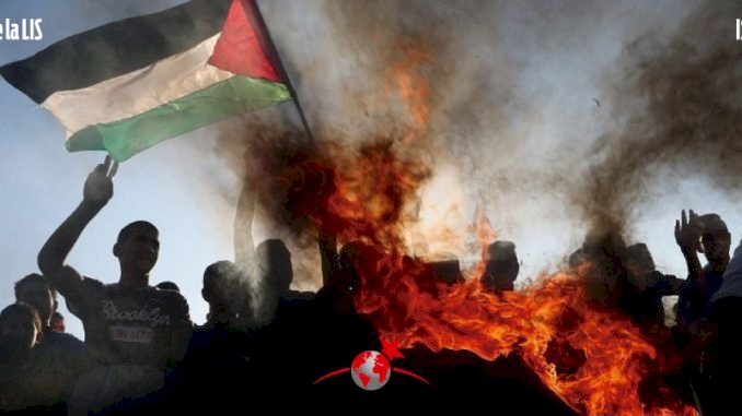ISL Declaration: The Zionist State will be destroyed and a socialist Middle East will rise from its ashes