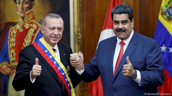From Bolivarian Revolution to Drug Traffic