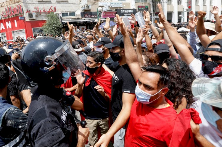 Re-Balancing the Bourgeois Order in Tunisia