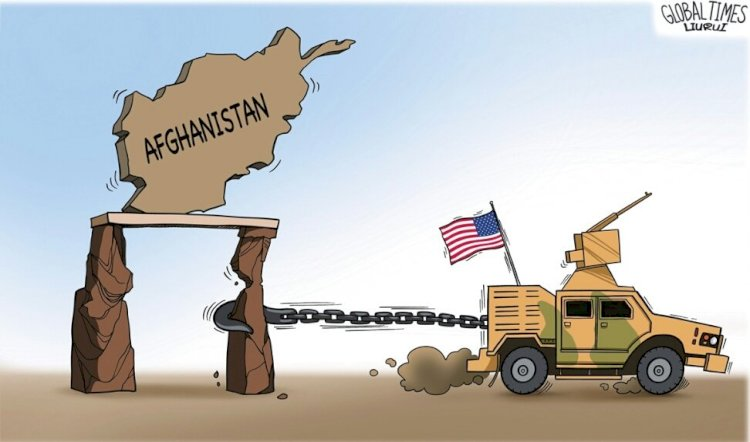 The US's Enmity with the Afghan People Has Not Over Yet