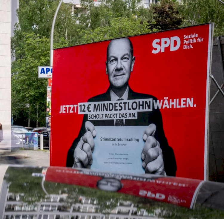 On the German Elections: How did The SPD Win?